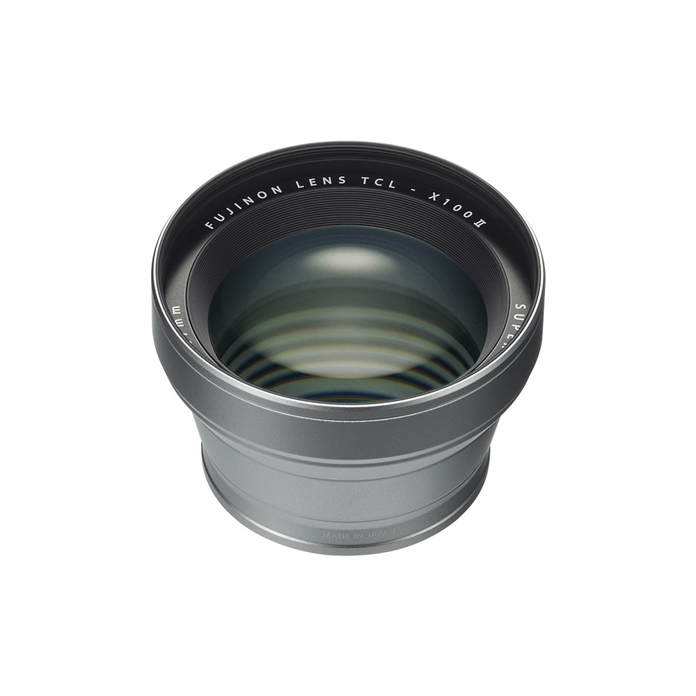 Fujifilm TCL-X100 II Silver