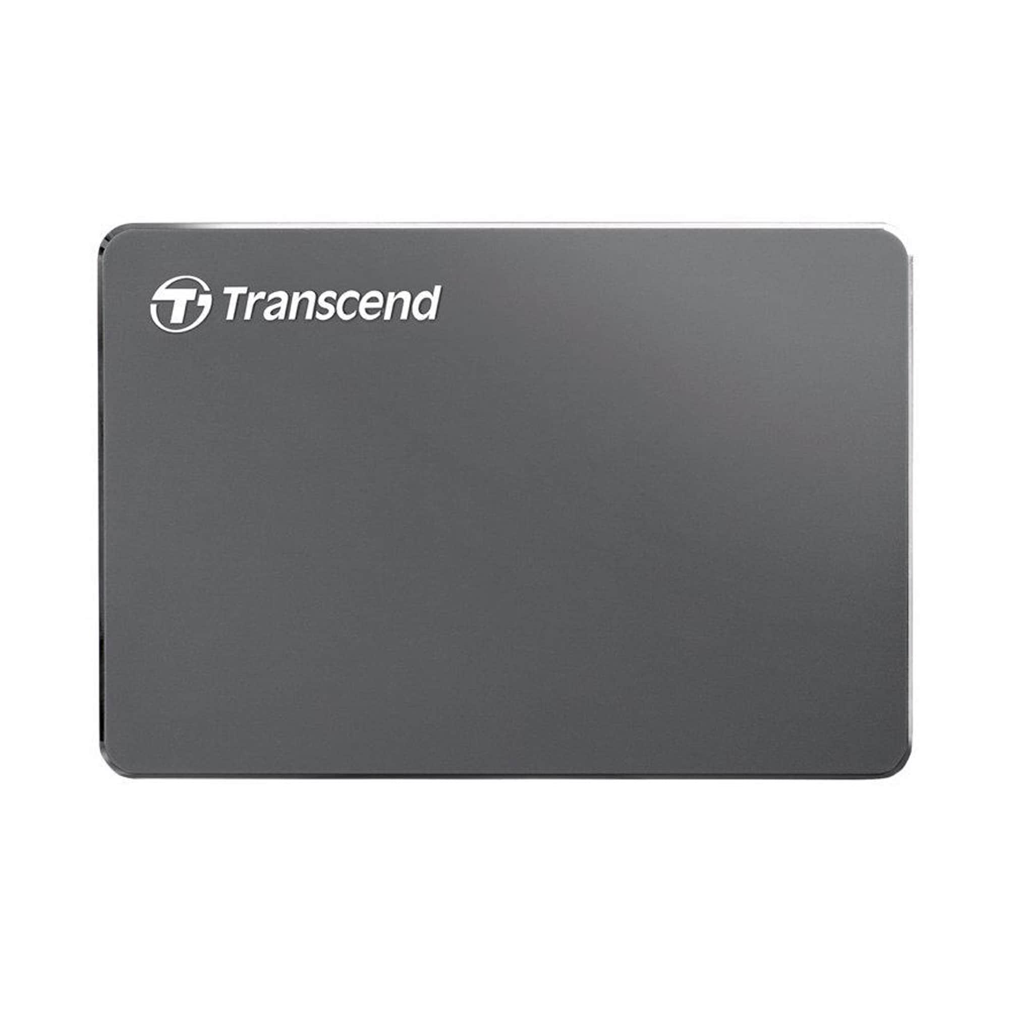 Transcend Storejet 25C3 Extra Slim HDD USB 3.1 1TB