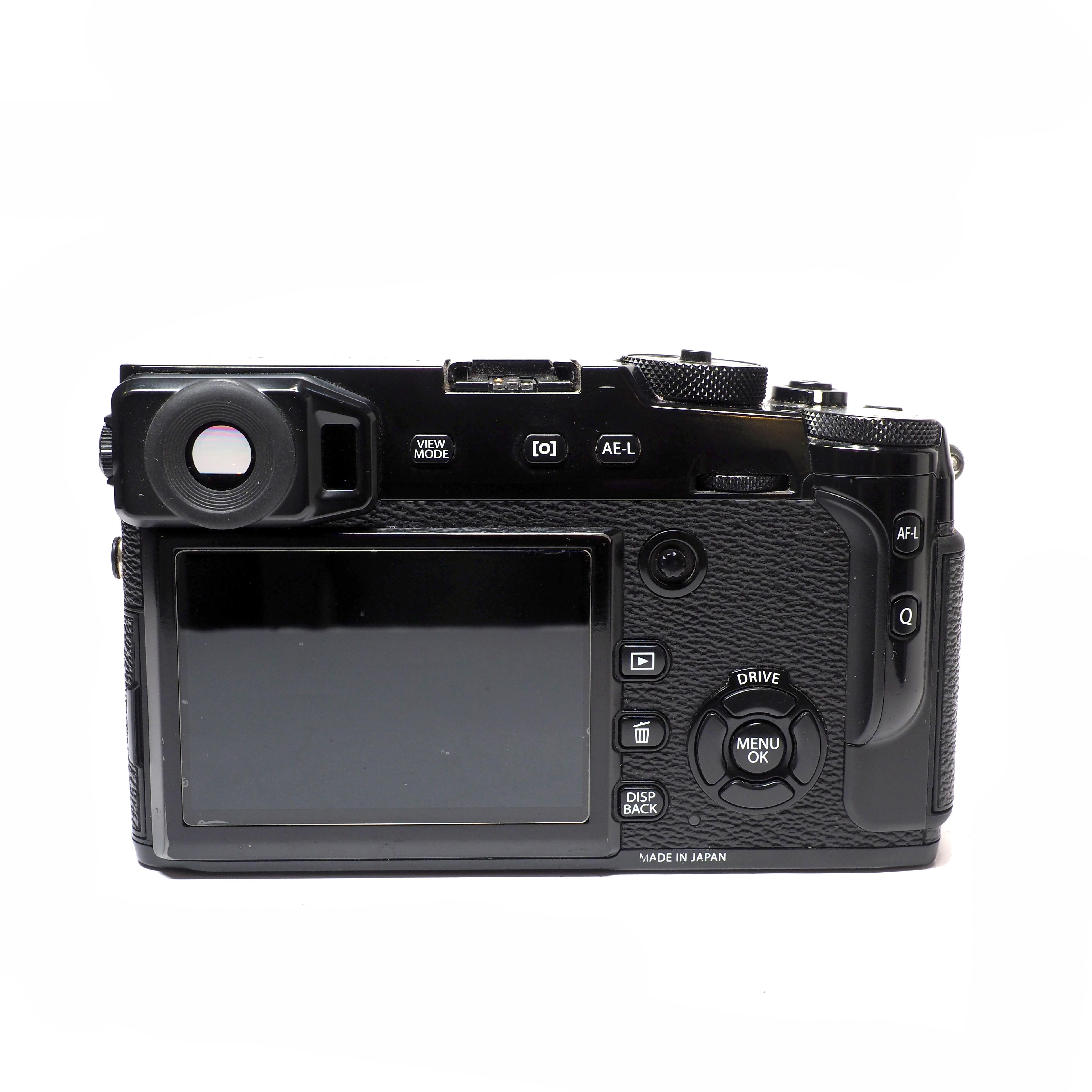 Fujifilm x-pro2 kamerahus - BEGAGNAT