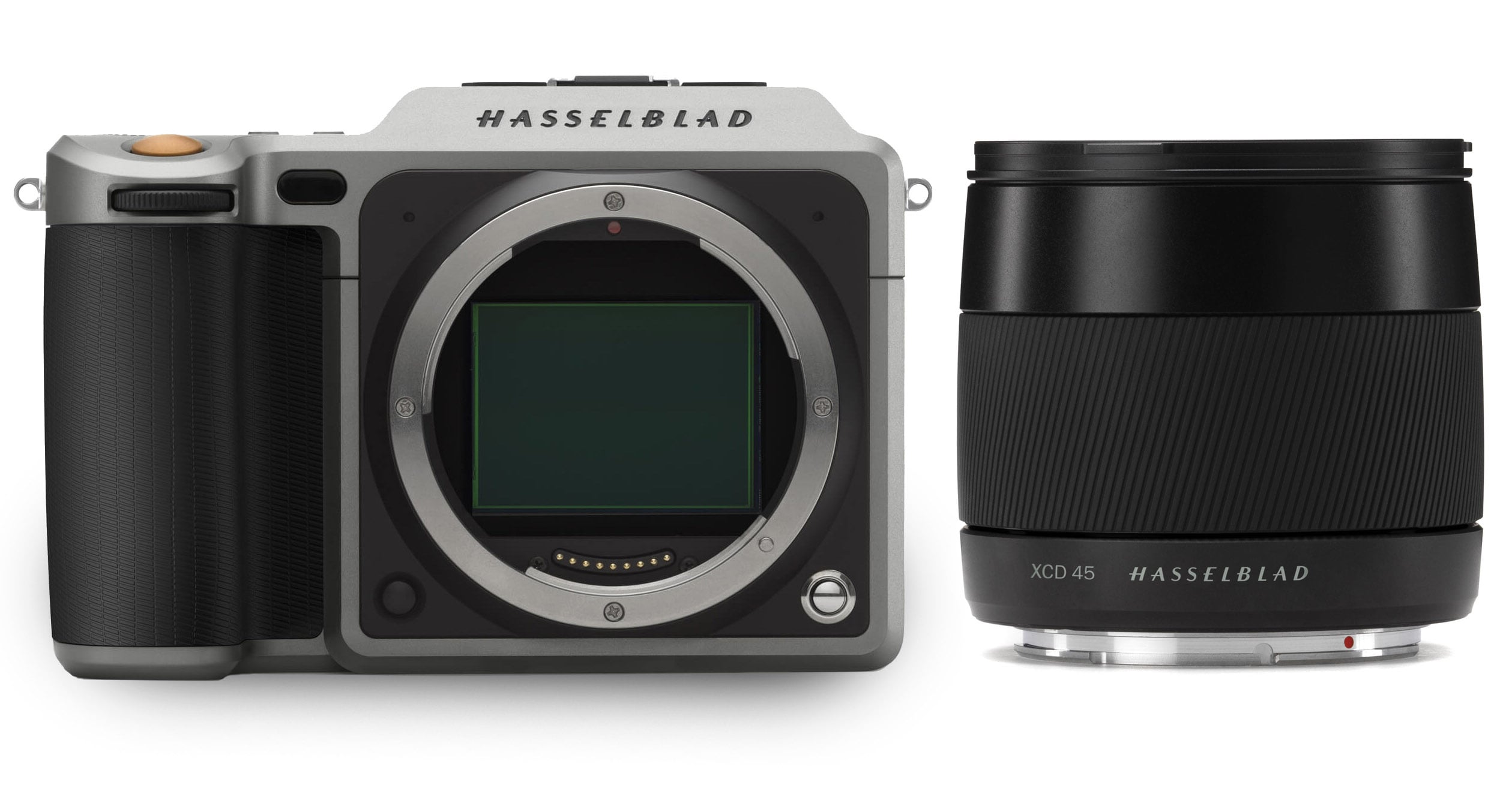 Hasselblad X1D Silver + XCD 45mm f/3,5