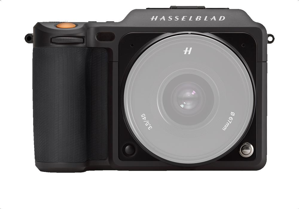 Hasselblad X1D-50C Kamerahus Svart