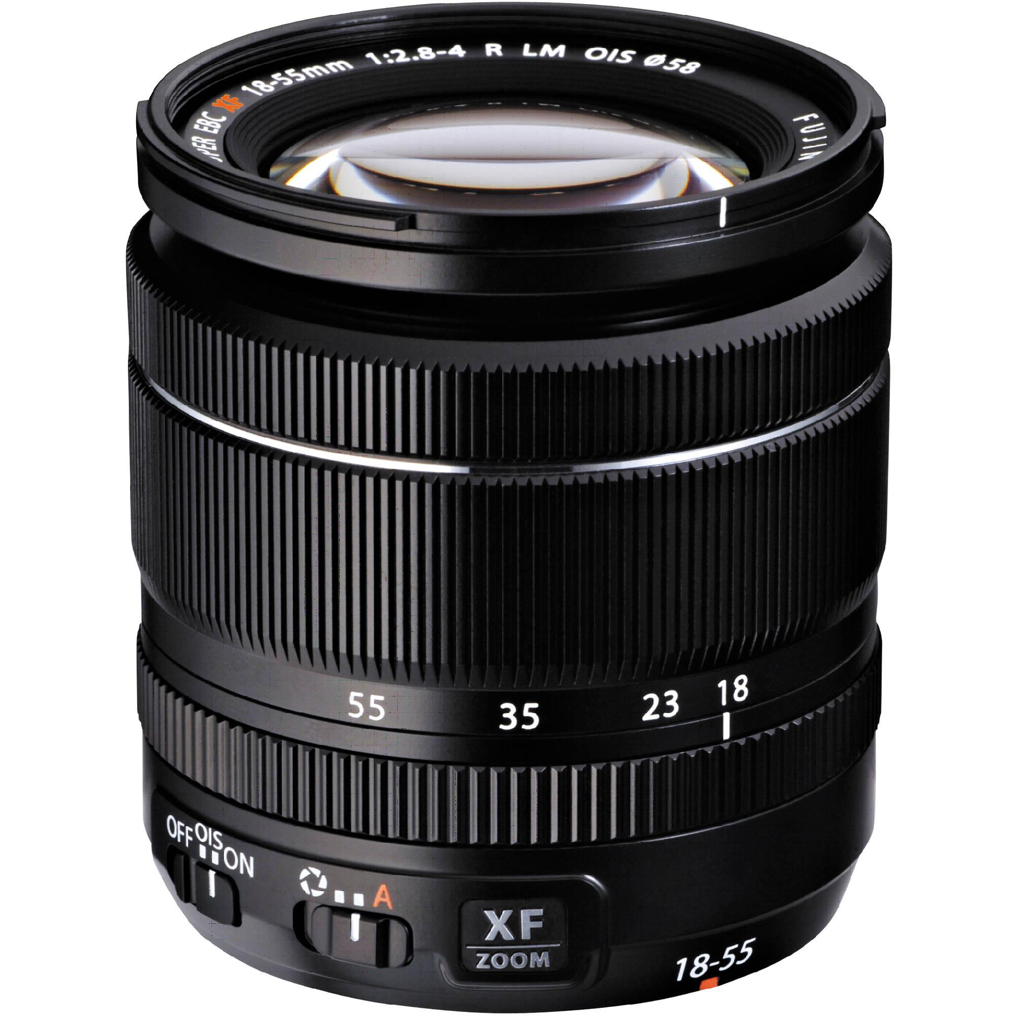 Fujifilm XF 18-55mm f/2.8-4 R LM OIS- Bulk