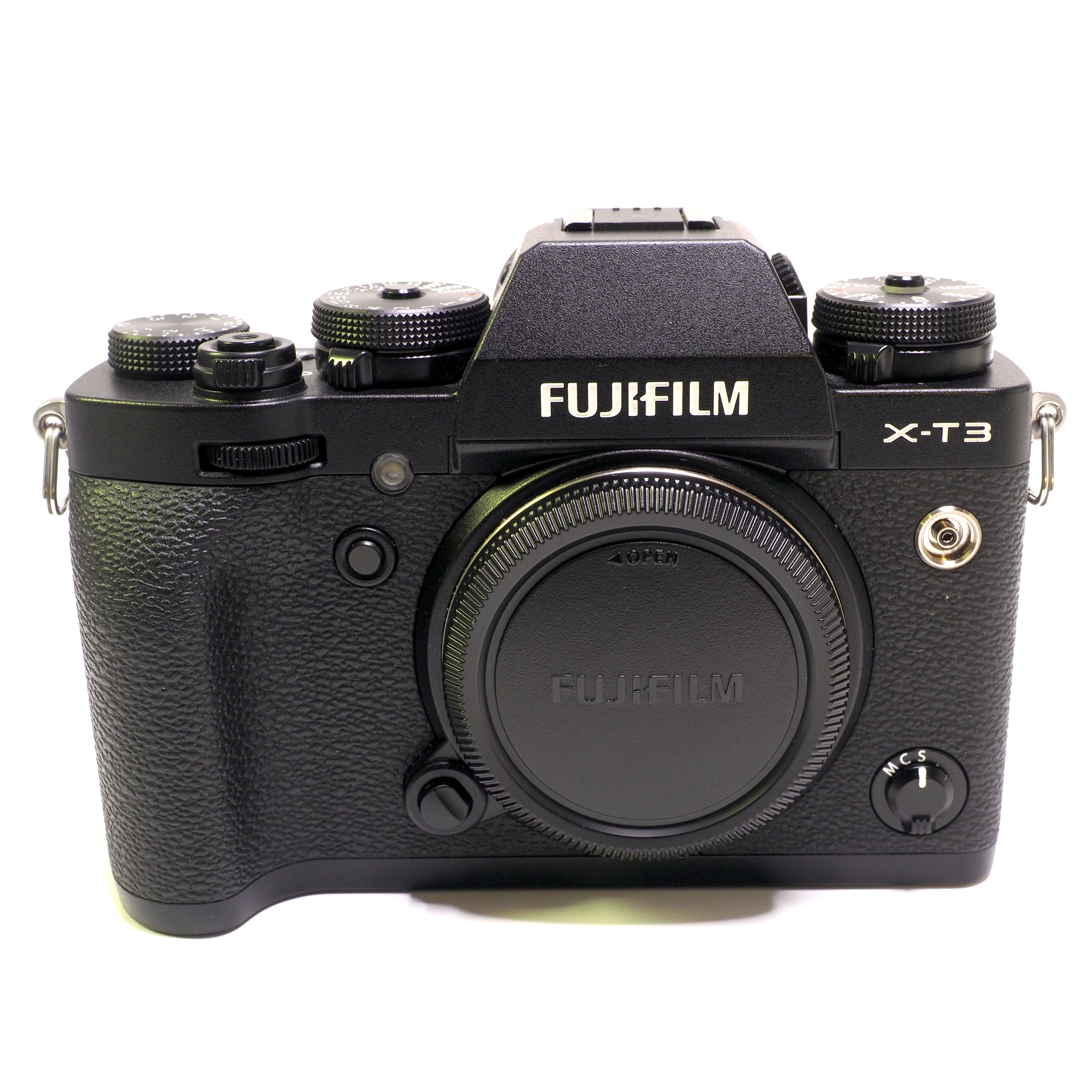 Fujifilm X-T3 Kamerahus - BEGAGNAT