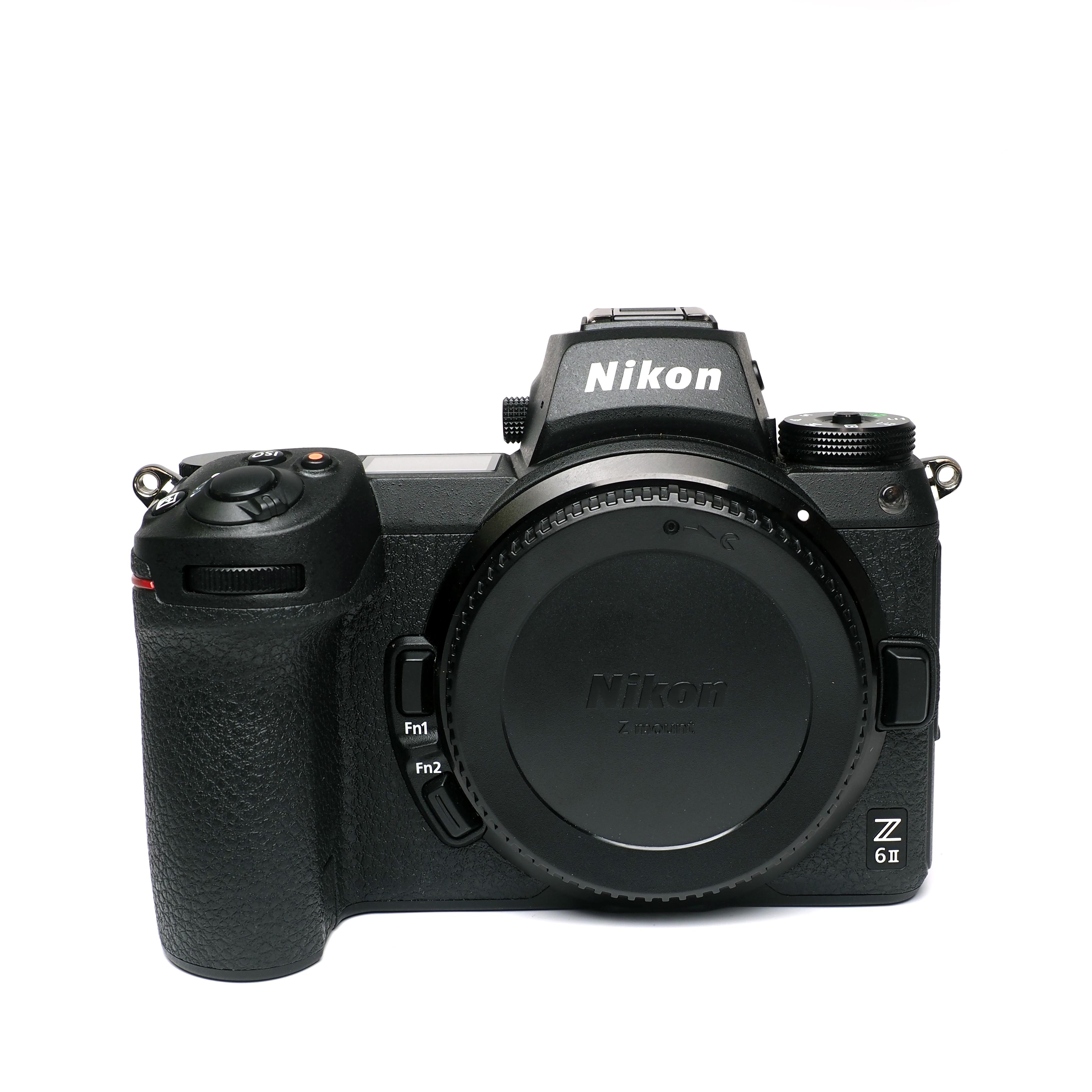 Nikon Z6 II kamerahus - BEGAGNAT